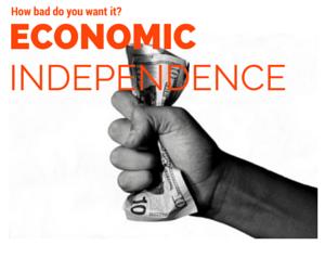 Economic Independence