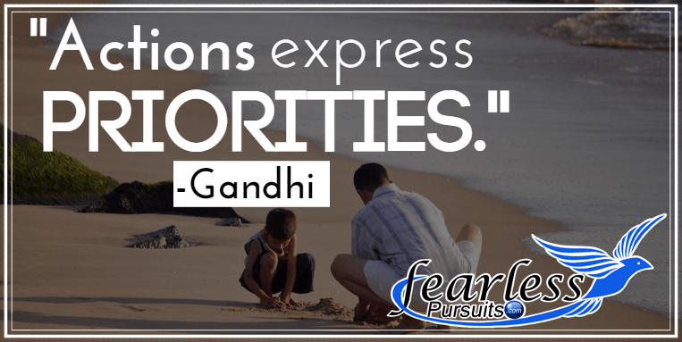how to prioritize, finding priorities, making priorities, spheres of life