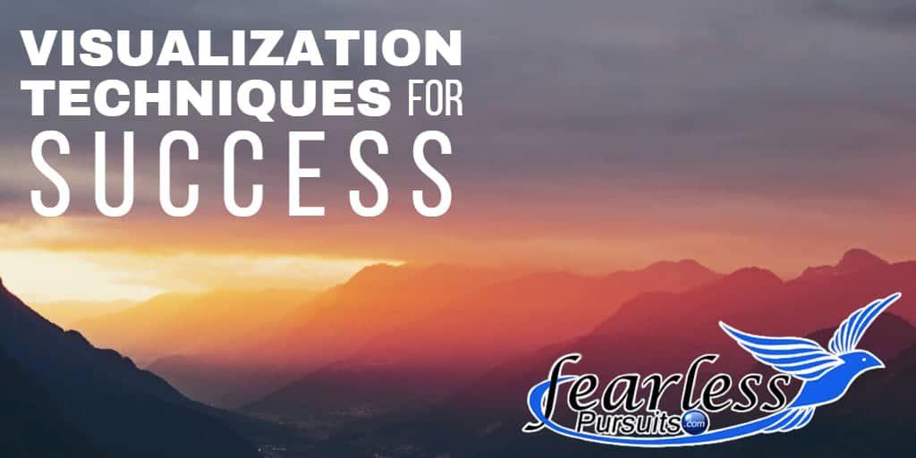 visualization techniques for success, visualization techniques, visualization