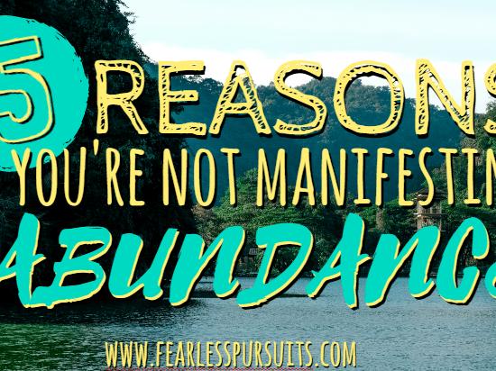 manifesting abundance, the law of attraction doesn't work, does the law of attraction work