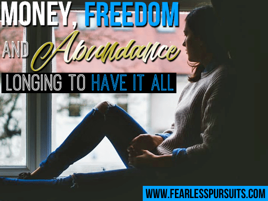 money freedom and abundance