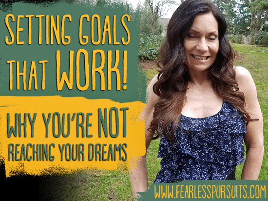goal setting, how to make goals, how to set goals, how to set a goal