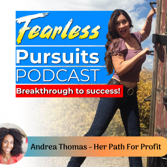 Fearless Pursuits Podcast Sharon Lee