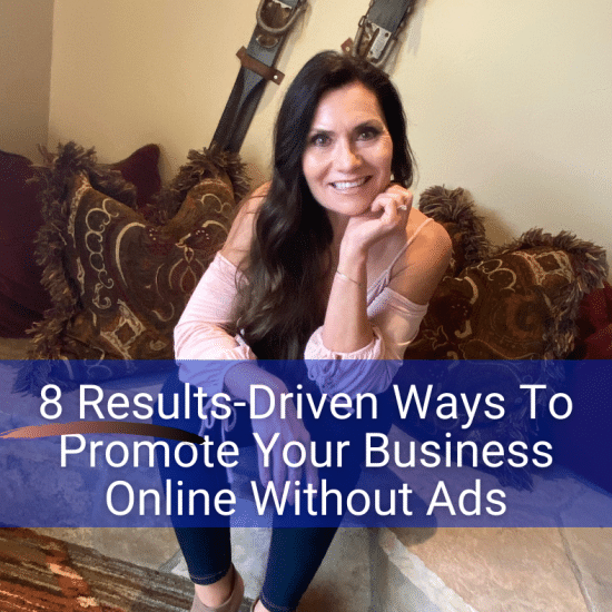 Promote Your Business Online, Advertise your business online for free, Sharon Lee, Online Business coach, Mindset Coach