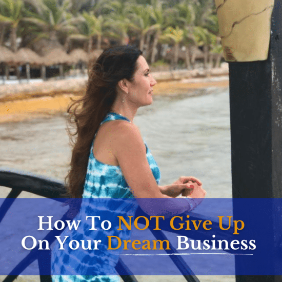 I feel like giving up on my business, How to not give up on your business, don't quit, entrepreneur mindset motivation, Sharon Lee, Online Business coach, Mindset Coach