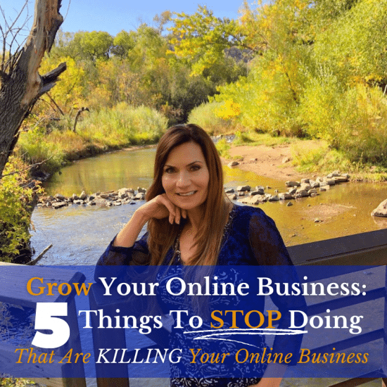 Grow your online business, why your business isn't working, online marketing mistakes, feel like giving up, sharon lee, sharon koenig, fearless pursuits, fearlesspursuits.com