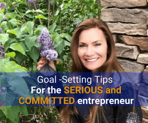 goal setting tips for entrepreneurs, importance of goal setting for entrepreneurs. step by step goal setting, sharon lee, sharon koenig, fearless pursuits.
